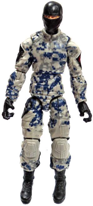 GI Joe Loose Cobra Combat Ninja Action Figure [Version 1 Loose]