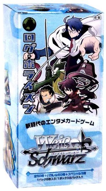 Weiss Schwarz Log Horizon (Japanese) Booster Box [6 Packs]