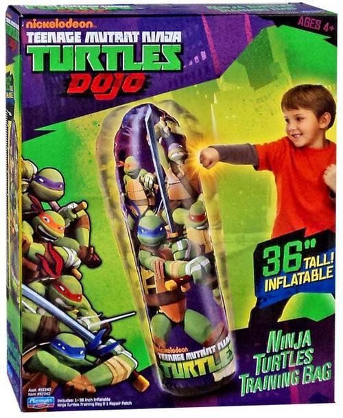 Teenage Mutant Ninja Turtles Nickelodeon Training Bag Roleplay Toy