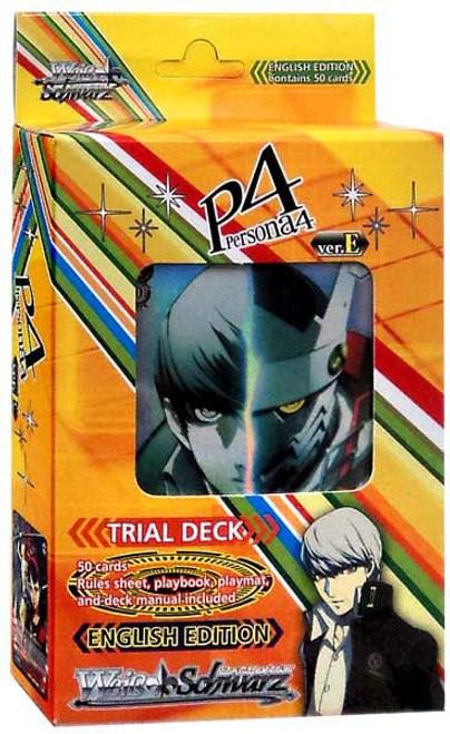 Weiss Schwarz Persona 4 Trial Deck