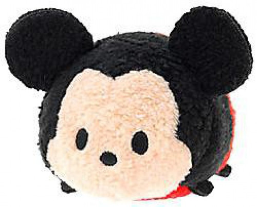 Disney Tsum Tsum Mickey & Friends Mickey Mouse Exclusive 3.5-Inch Mini Plush