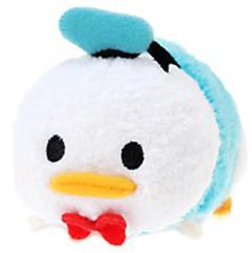 Disney Tsum Tsum Mickey & Friends Donald Duck Exclusive 3.5-Inch Mini Plush