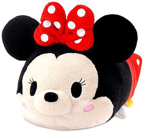 Disney Tsum Tsum Mickey & Friends Minnie Mouse Exclusive 11-Inch Medium Plush