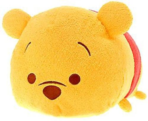 Disney Tsum Tsum Winnie the Pooh Exclusive 11-Inch Medium Plush