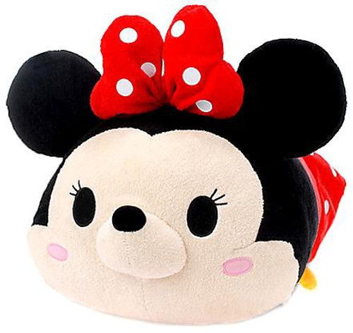 Disney Tsum Tsum Mickey & Friends Minnie Mouse Exclusive 17-Inch Large Plush