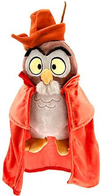 Disney Sleeping Beauty Owl Exclusive 10.5-Inch Plush