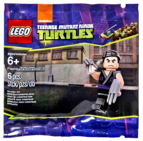 LEGO Teenage Mutant Ninja Turtles Flashback Shredder Set #6076195
