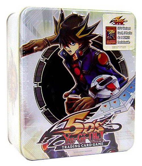 YuGiOh 5D's 2008 Collector Tin Montage Dragon Exclusive Collector Tin [Sealed]