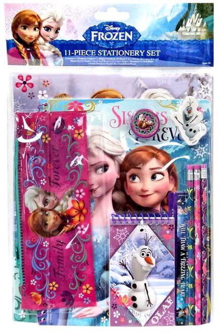 Disney Frozen Frozen 11-Piece Stationery Kit