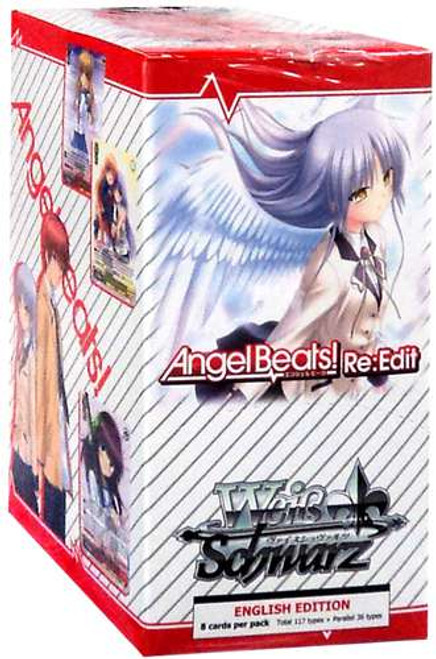 Weiss Schwarz Angel Beats Re:Edit Booster Box BT14 [20 Packs]