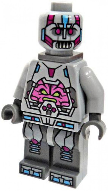 LEGO Teenage Mutant Ninja Turtles Loose Kraang Minifigure [Gray Body Loose]