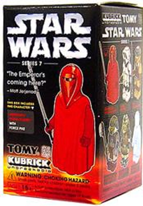 Star Wars Return of the Jedi Kubrick Series 7 Royal Guard Mini Figure