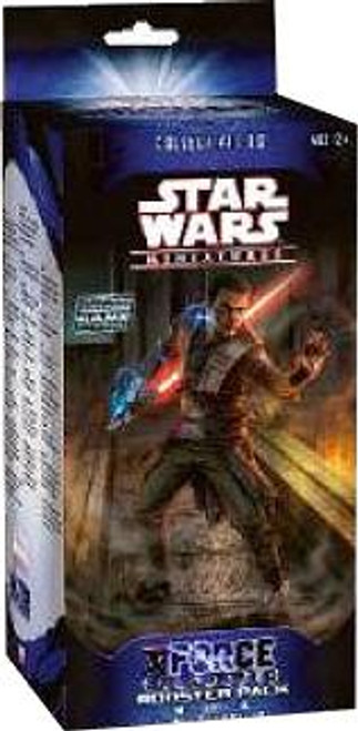 Star Wars Collectible Miniatures Game Force Unleashed Booster Pack