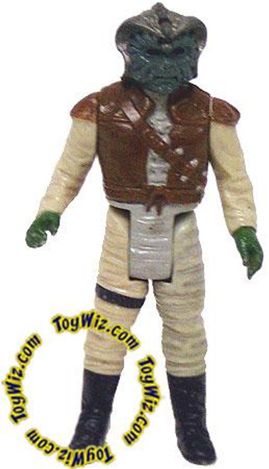 Star Wars Return of the Jedi Vintage 1983 Klattu Action Figure [Loose Incomplete C-7]