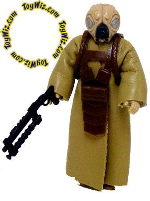 Star Wars The Empire Strikes Back Vintage 1980 Zukuss Action Figure [Loose, C-9]