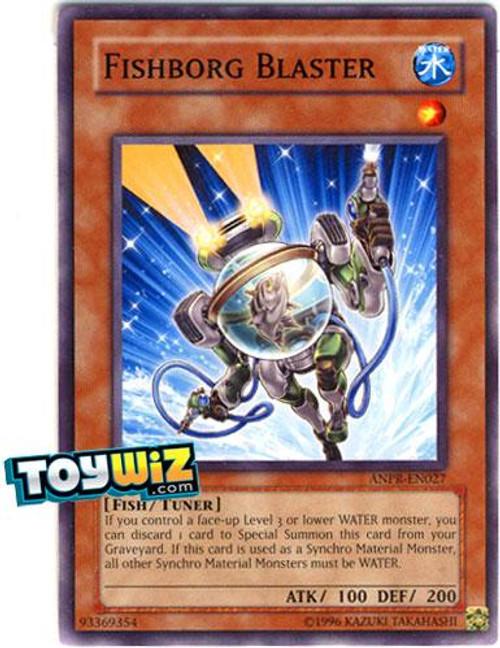 YuGiOh Ancient Prophecy Common Fishborg Blaster ANPR-EN027