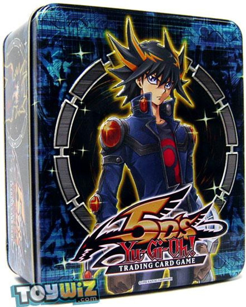 YuGiOh 5D's 2009 Collector Tin Yusei Fudo Exclusive Collector Tin [Sealed]