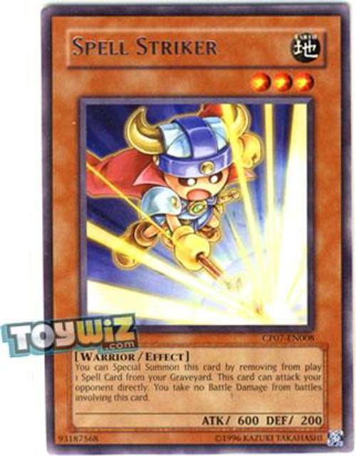 YuGiOh Champion Pack: Game 7 Rare Spell Striker CP07-EN008