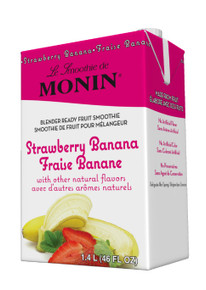 Strawberry Banana Fruit Smoothie Mix