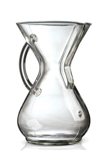 6Cup Chemex with Glass Handle