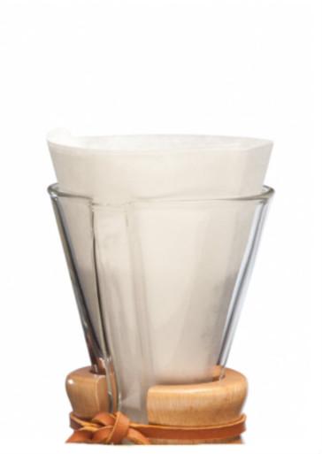 Half-moon Chemex Filter
