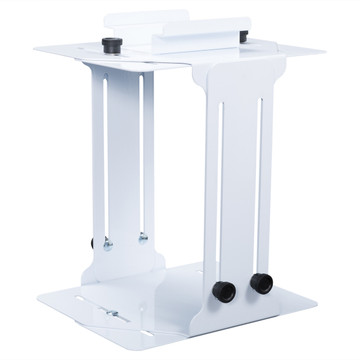 Adjustable CPU Holder | White