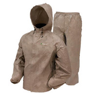Frogg Toggs DriDucks Rainsuit/Khaki Medium - UL12104-04-MD