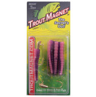 Leland Trout Magnet 1/64oz 9ct Purple Haze - TM50-PURPLE/HAZE