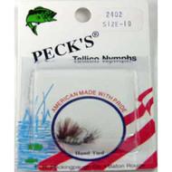 Accardo Pecks Tellico Nymphs Size 10 DWO