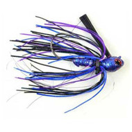 Berkley Hank's Swimmin' Jig 3/8 Electric Grape DWO