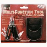 Danielson Multi Tool 10 in 1 DWO