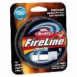Berkley Fireline Fused Crystal Lo-Vis 20lb 125yds