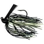 Arkie Rubber Jig 1/4 6/cd Black/Chartreuse