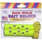 Magic Bait Bait Holder Tubes Yellow 2ct