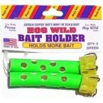Magic Bait Bait Holder Tubes Green 2ct