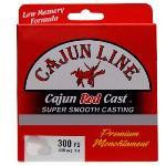 Cajun Line Red Cast 300yd 20lb