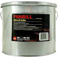 Frabill Galvanized Floating Bucket 2pc 8qt