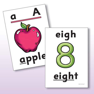 Key Word Card Set of 96, Levels 1-5