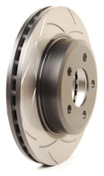 DBA 05-06 Pontiac GTO Front Slotted T-Slot UNI-DIRECTIONAL ROTORS