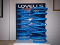LOVELLS 360 mm Stock Height HD Front Springs- PAIR-GTO