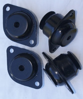 LAMBORGHINI MIURA 2 BRAND NEW FACTORY ENGINE MOUNTS