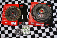 FERRARI 308 328 275 gtb, 365 daytona , 364 gtc FACTORY OEM AP BORG AND BECK CLUTCH KIT