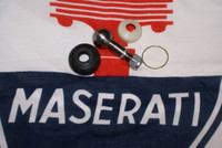 MASERATI 5000 INDY KHAMSIN QUATTRPORTE LOWER BALL JOINT