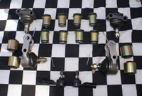 FERRARI 206 246 SUSPENSION KIT WITH TIE ROD ENDS