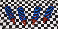 MASERATI QUATTROPORTE 3 BRAND NEW REAR SHOCKS AND SPRINGS