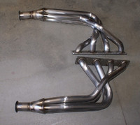 MASERATI GHIBLI LONG EURO STAINLESS STEEL HEADERS 5SP