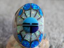 SDavidJewelry.com Created Opal Zuni Amy Quandelacy