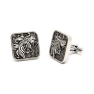 KOI Cuff Links