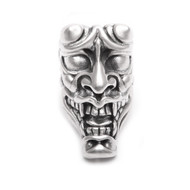 Hannya Silver Ring