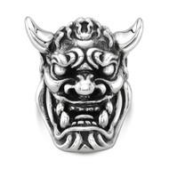 Sterling Silver JYA Men's Ring
